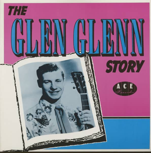 The Glen Glenn Story (LP)