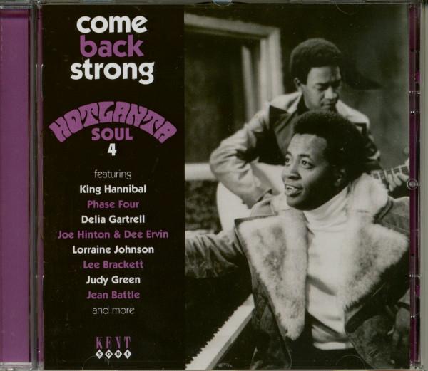 Come Back Strong-Hotlanta Soul 4 (CD)