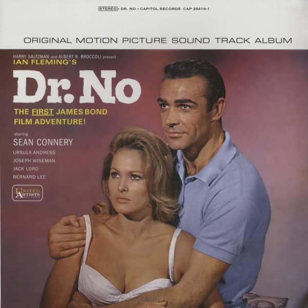 Dr. No - Original Soundtrack (LP)