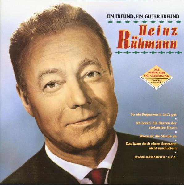 Ein Freund, ein guter Freund - Zum 90. Geburtstag (LP)