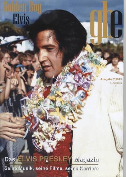 Golden Boy Elvis - Fachmagazin 2-2013