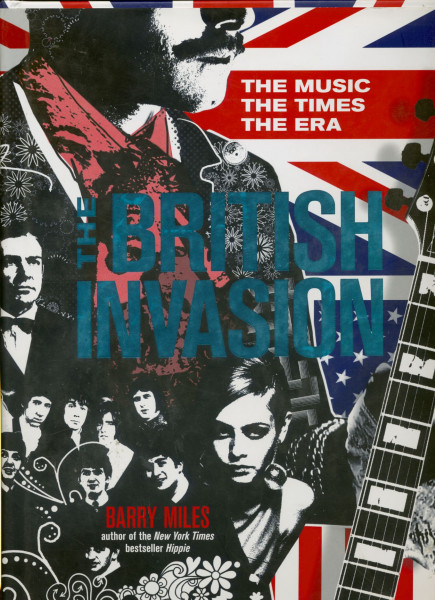 The British Invasion - The Music, The Times, The Era