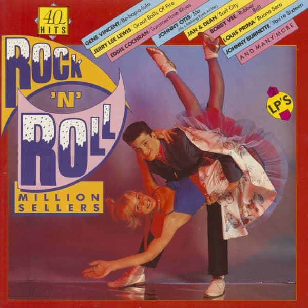 Rock 'n' Roll Million Sellers (2-LP)