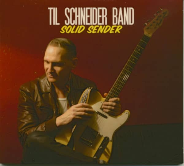 Solid Sender (CD)