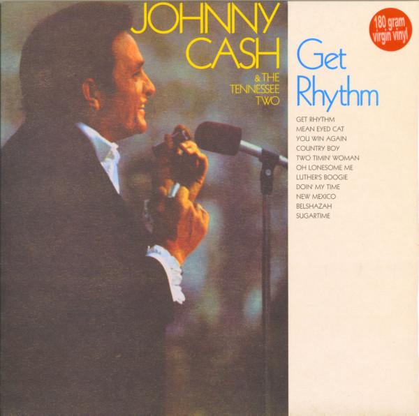 Get Rhythm (LP, 180g Vinyl)