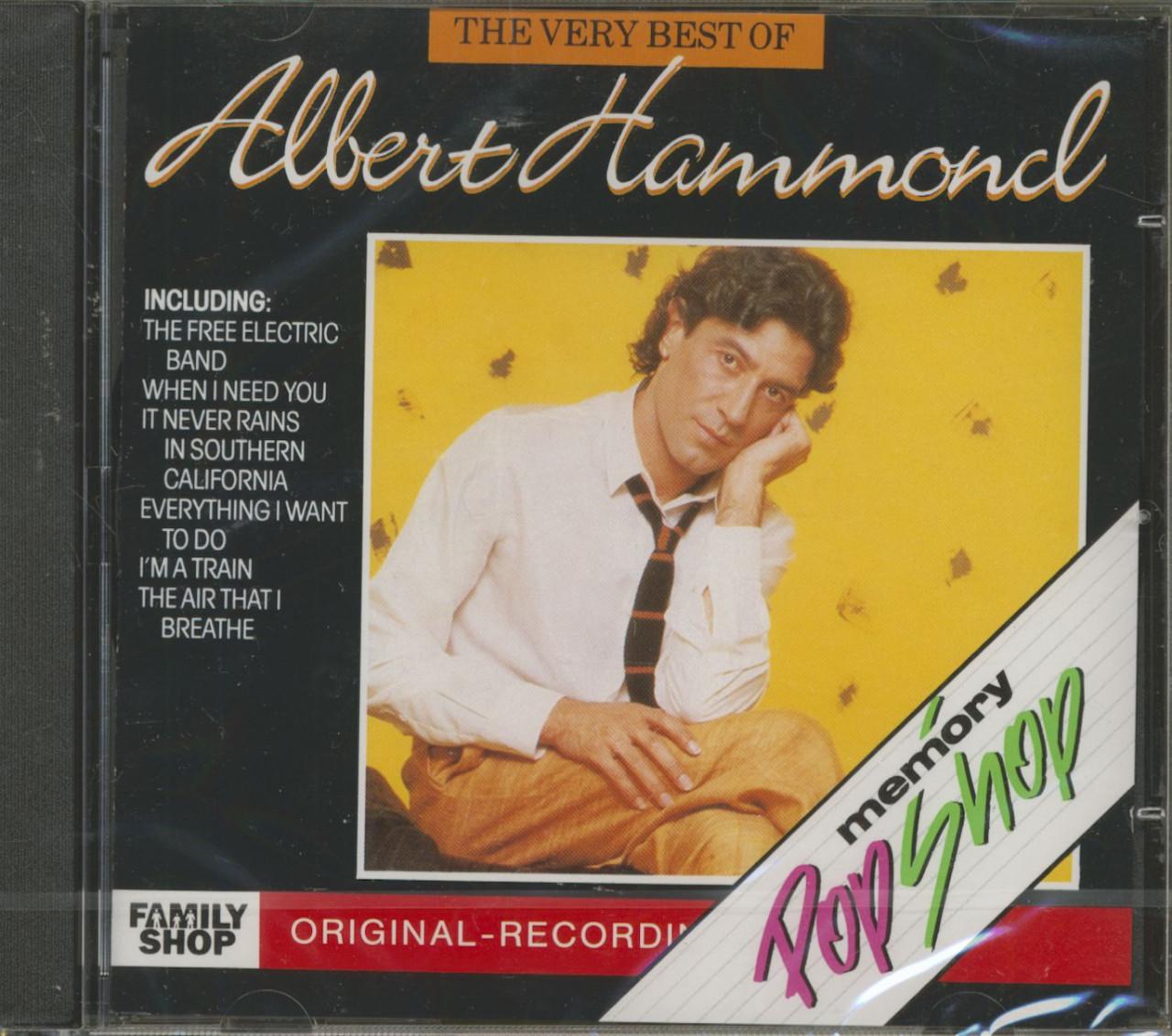 Albert Hammond - The Very Best Of Albert Hammond (CD)