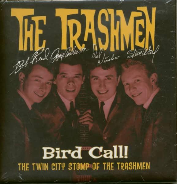 Bird Call (4-CD Cap Box)