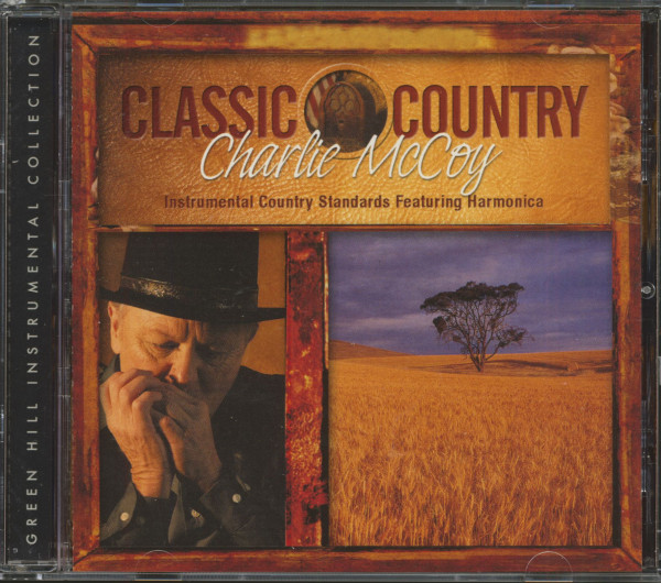 Classic Country (CD)