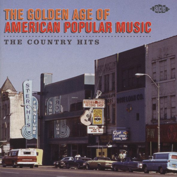 The Golden Age Of American Popular Music - The Country Hits (CD)
