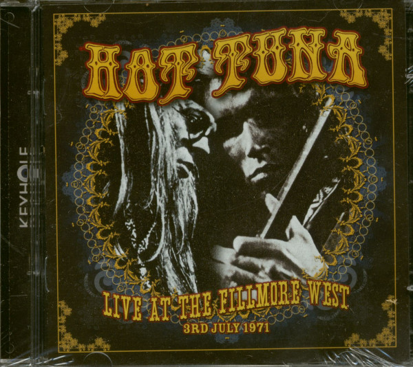 Live At The Fillmore West 3rd July 1971 (2-CD)