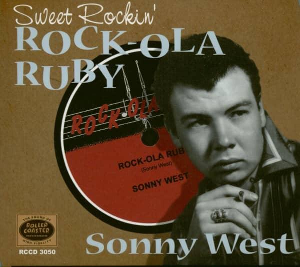 Sweet Rockin' Rock Ola Ruby (CD)
