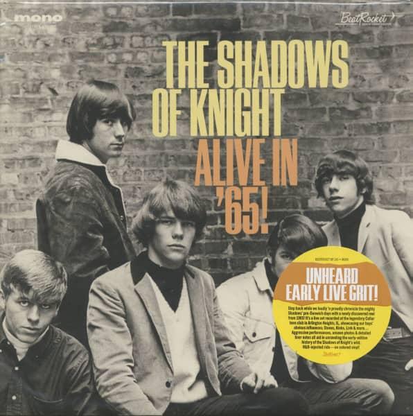 Alive In '65 (LP)