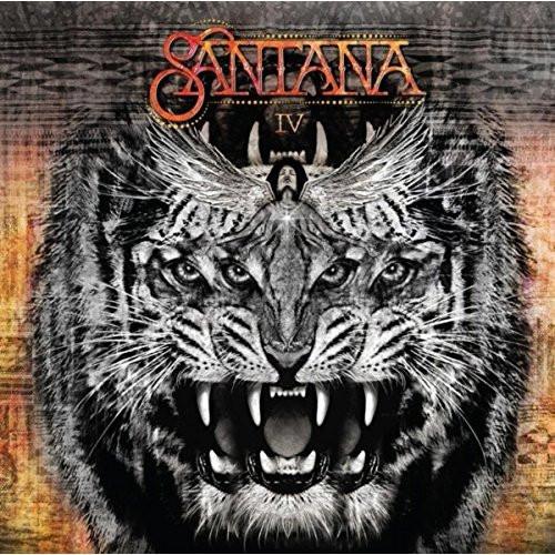 Santana IV (CD)