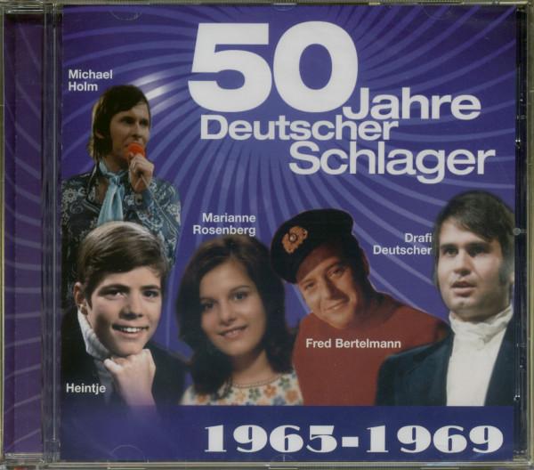 50 Jahre deutscher Schlager 1965-69