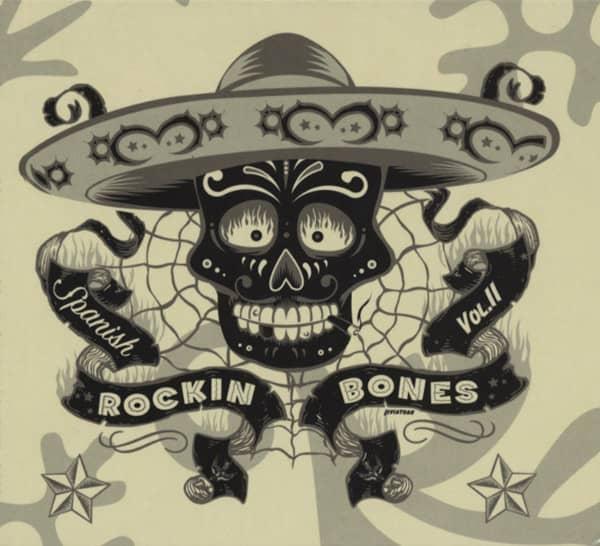 Spanish Rockin' Bones Vol.2
