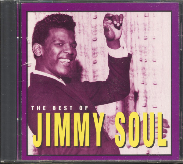 The Best Of Jimmy Soul (CD, Cut-Out)