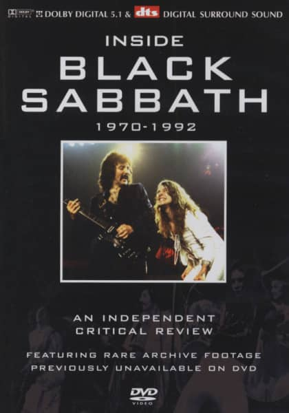Inside Black Sabbath - 1970-92 (0)
