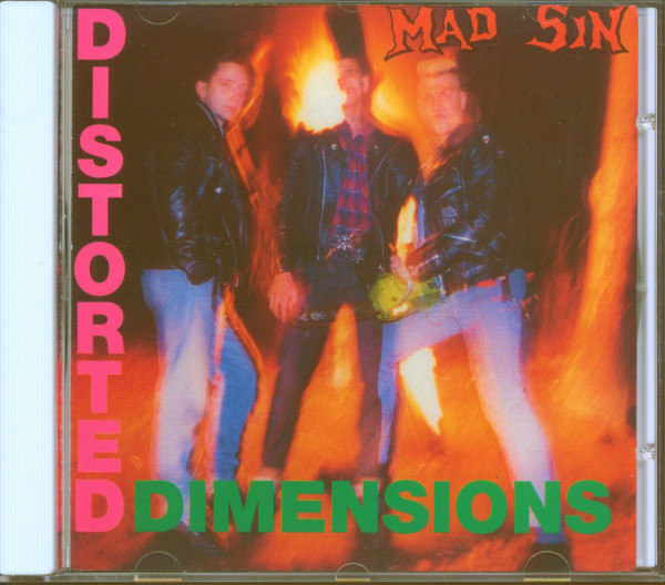 Distorted Dimensions (CD)