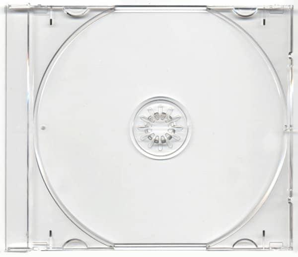 CD Tray (Innenteil) Durchsichtig