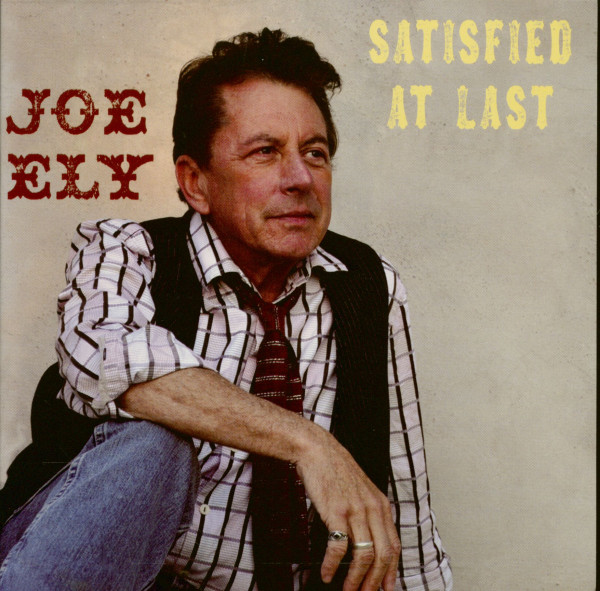 Satisfied At Last (CD)