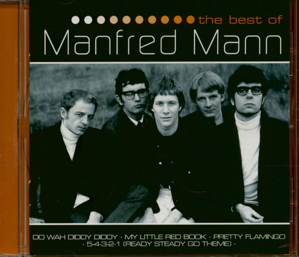 The Best Of Manfred Mann (CD)