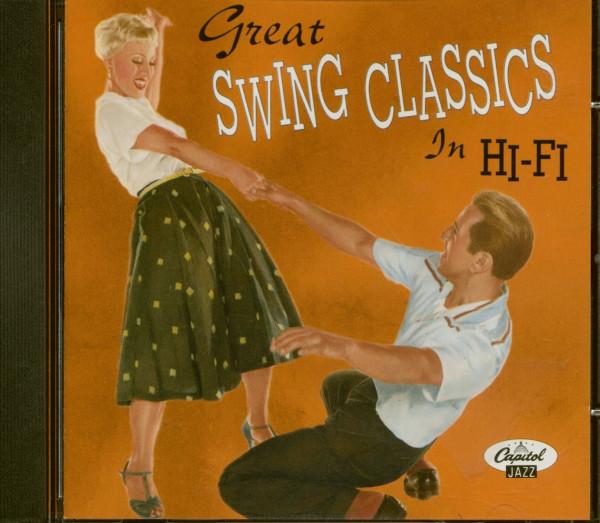 Great Swing Classics In Hi-Fi (CD)