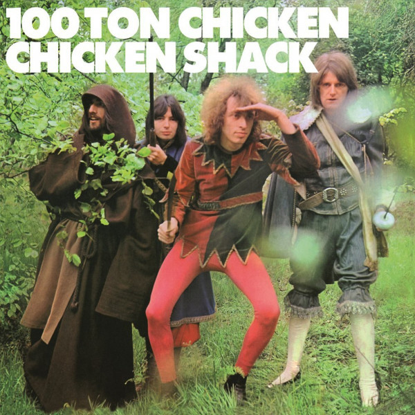 100 Ton Chicken
