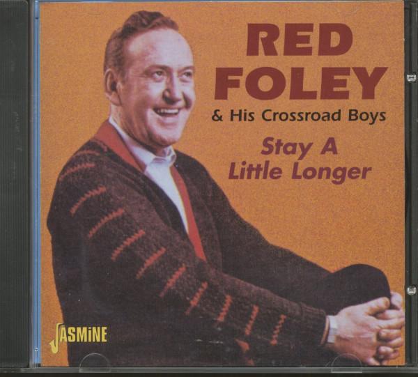 Stay A Little Longer (CD)