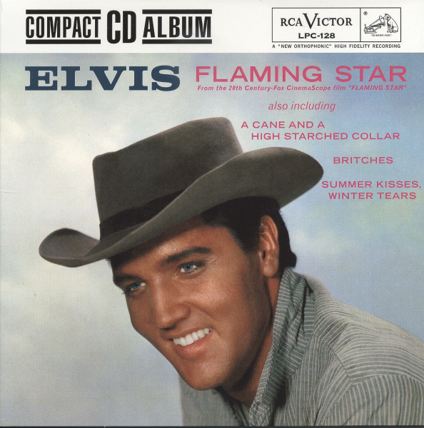 Flaming Star (CD, 7inch Deluxe Packaging)