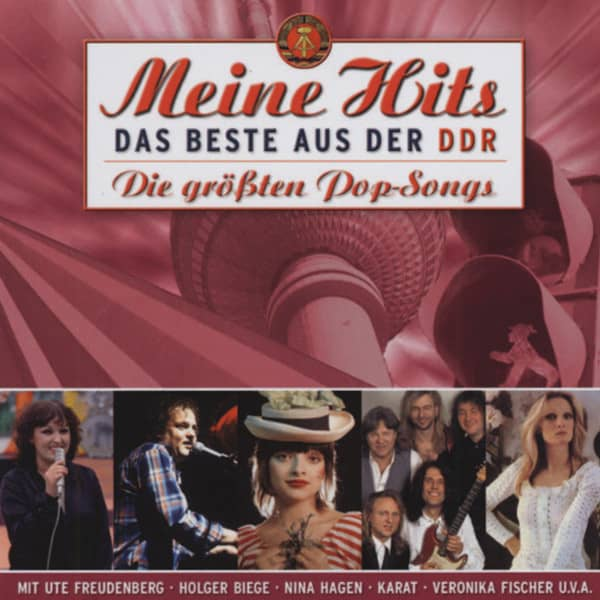 Meine Hits - DDR Pop Songs