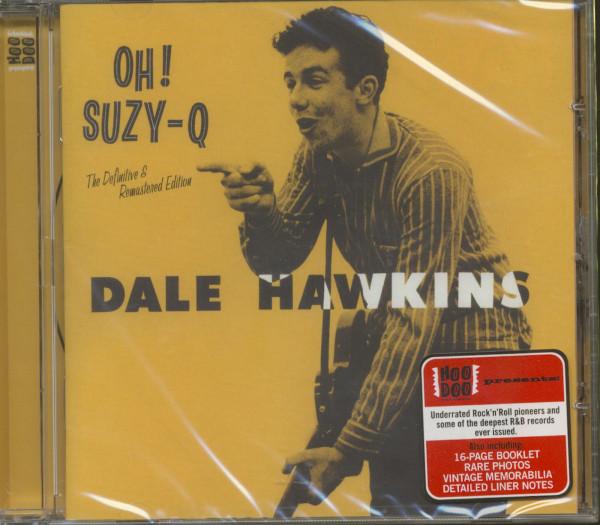 Oh Suzie-Q (CD)