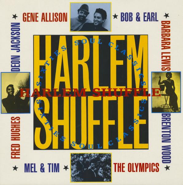 Harlem Shuffle - Sixties Soul Classics (LP)