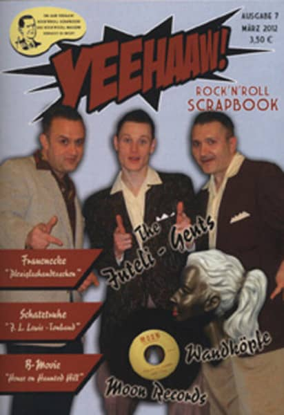 Rock & Roll Magazin #7 (März 2012)