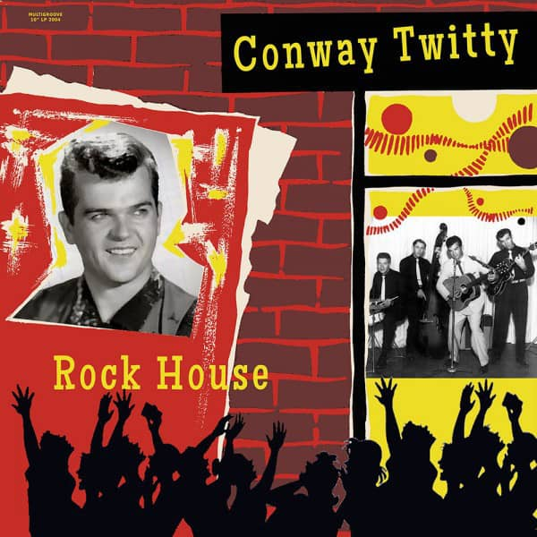 Rock House (LP, 10inch)