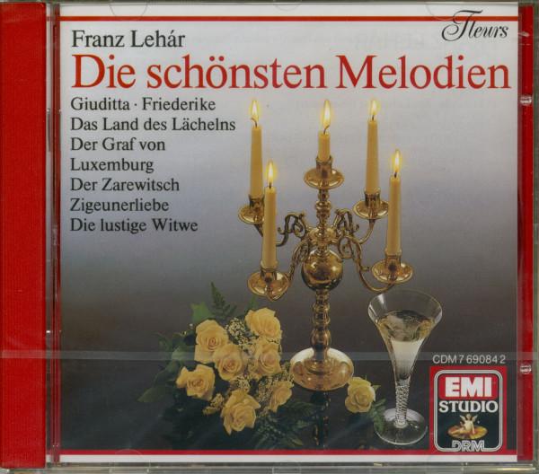 Die schönsten Melodien (CD)