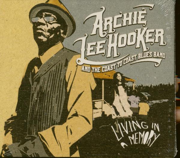 Living In A Memory (CD)
