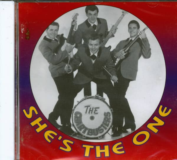 She's The One (CD)