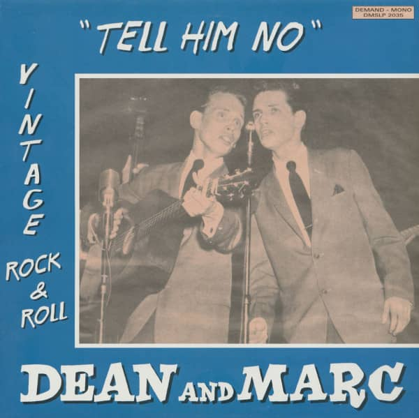 Tell Him No - Vintage Rock & Roll (LP)