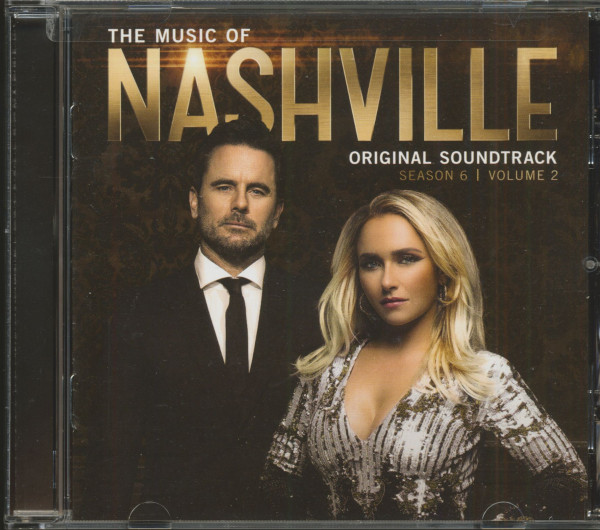 The Music Of Nashville - Original Soundtrack - Season 6 Vol.2 (CD)