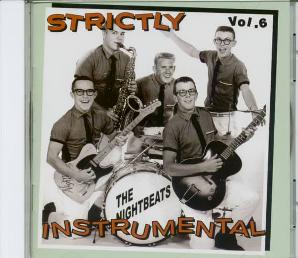 Vol.06, Strictly Instrumental