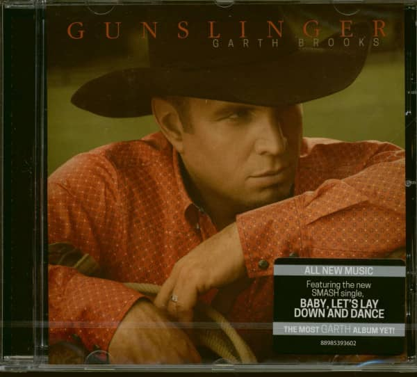 Gunslinger (CD)