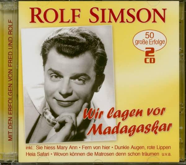 Wir lagen vor Madagaskar - 50 große Erfolge (2-CD)