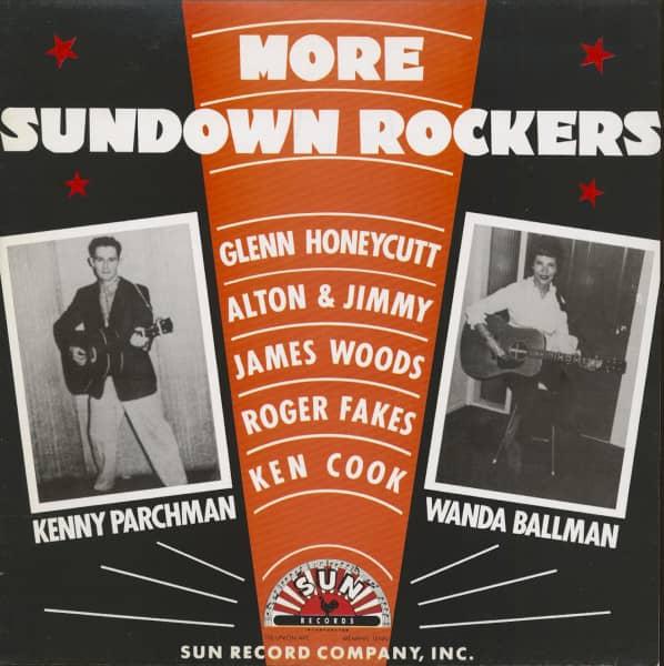 More Sundown Rockers (LP)
