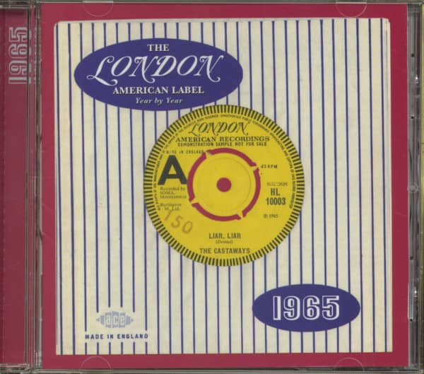 London American Label - 1965 (CD)
