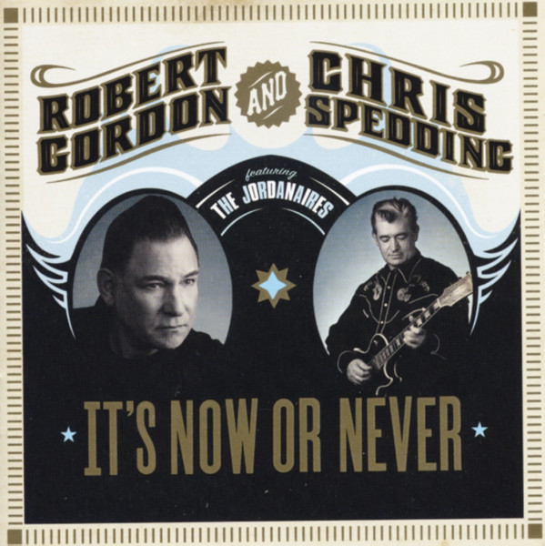 It's Now Or Never (US) Slipcase Packaging