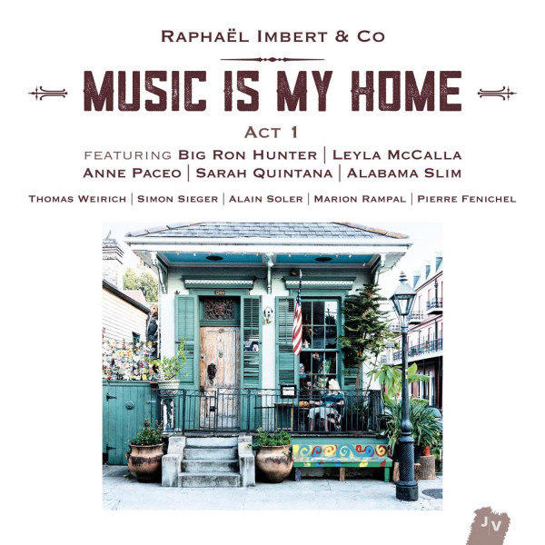 Music Is My Home Act 1 (CD)