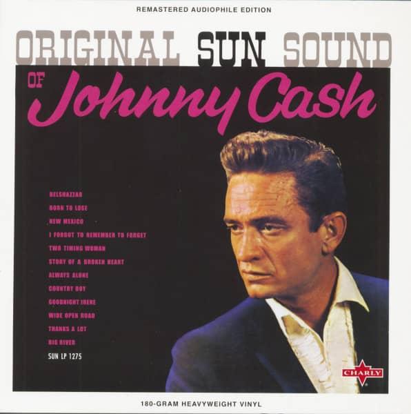 The Original Sun Sound Of Johnny Cash (LP, 180g Purple Vinyl, Ltd.)