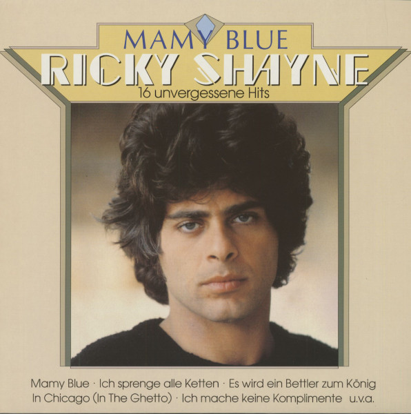 Mamy Blue - 16 unvergessene Hits (LP)