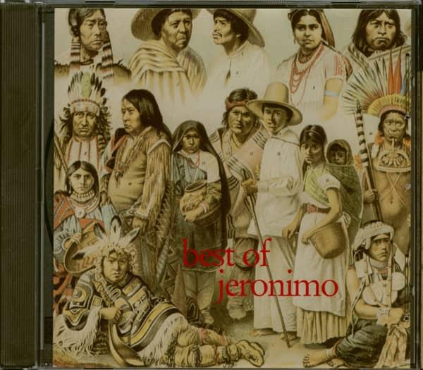 Best Of Jeronimo (CD)