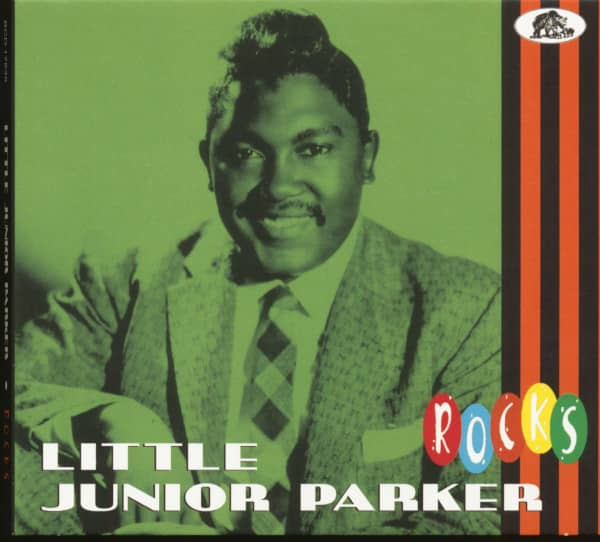 Little Junior Parker Rocks (CD)